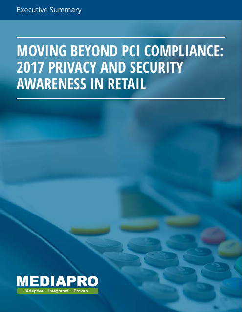 image from State Of Privacy & Security Awareness In Retail