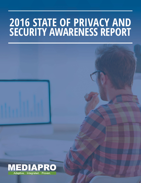 image from 2016 State Of Privacy & Security Awareness