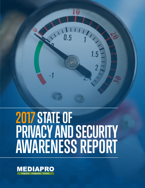 image from 2017 State Of Privacy Security Awareness