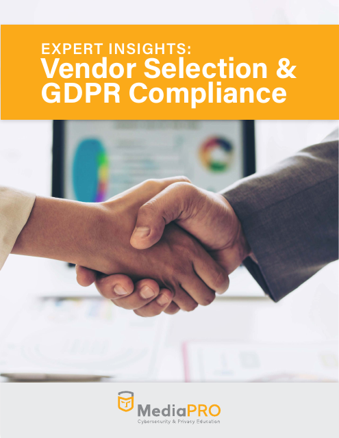 image from Vendor Selection & GDPR Compliance