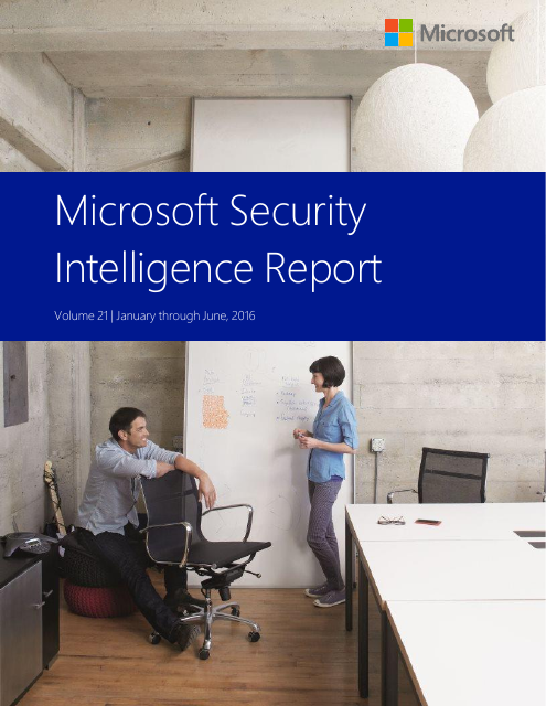 image from Security Intelligence Report Volume 21