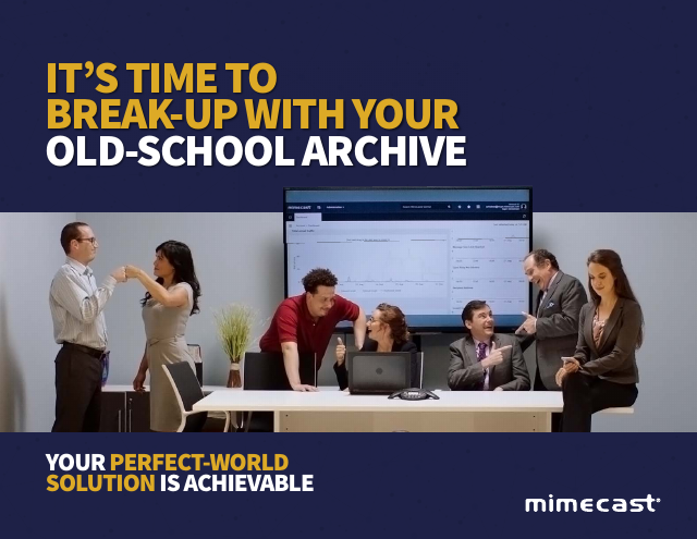 image from It's Time To Breakup With Your Old-School Archive