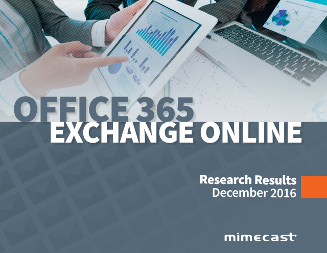 image from Office 365 Exchange Online: Research Report December 2016