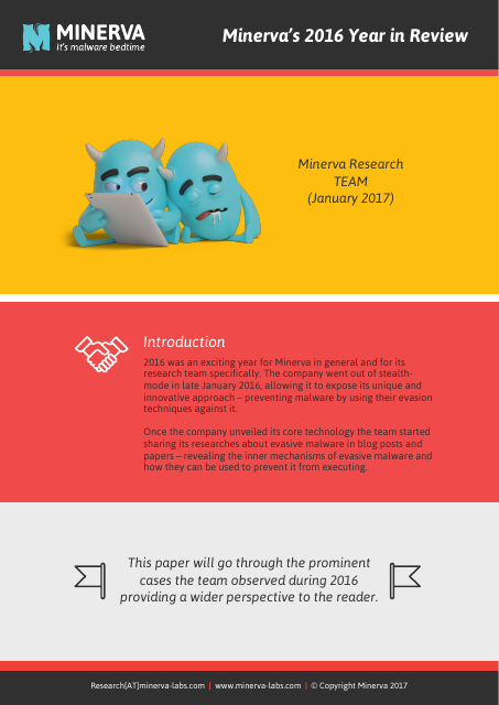 image from Minerva's 2016 Year In Review