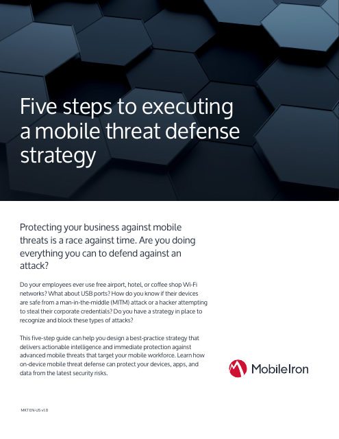 image from 5 Steps To Executing A Mobile Defense Strategy