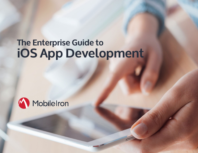 image from Enterprise Guide To iOS App Development