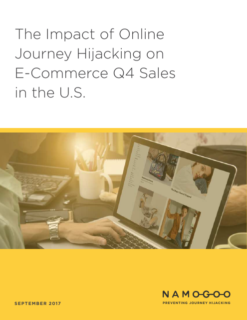 image from The Impact Of Customer Journey Hijacking Q4 2017