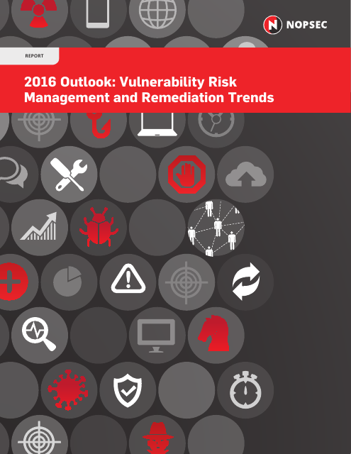 image from 2016 Outlook: Vulnerability Risk Management and Remediation Trends