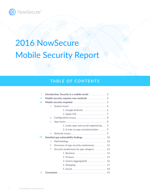 image from 2016 Mobile Security Report