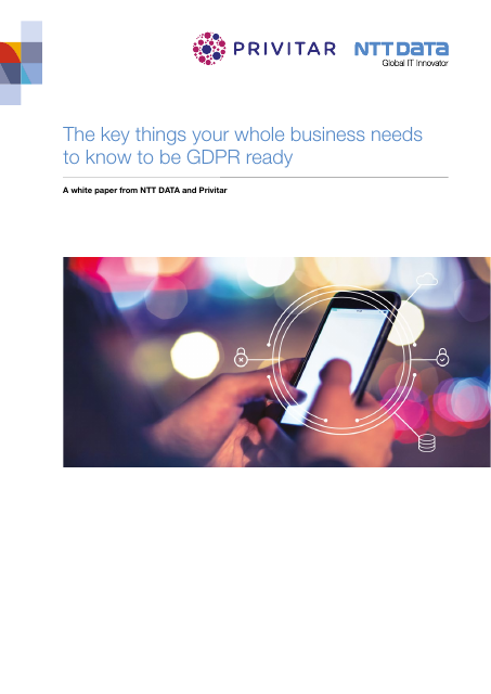 image from The Key Things Your Whole Business Needs To Know To Be GDPR Ready