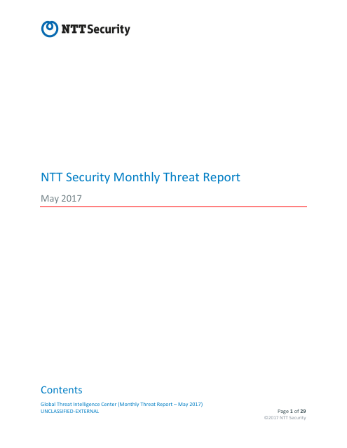 image from Monthly Threat Report May 2017