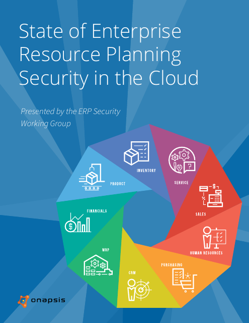 image from State Of Enterprise Resource Planning In Cloud Security
