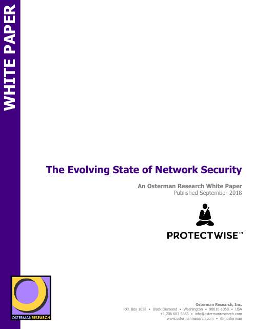 image from The Evolving State Of Network Security