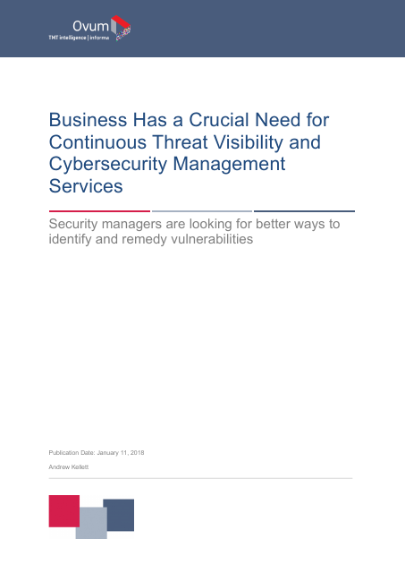 image from Threat Visibility And Cybersecurity Management