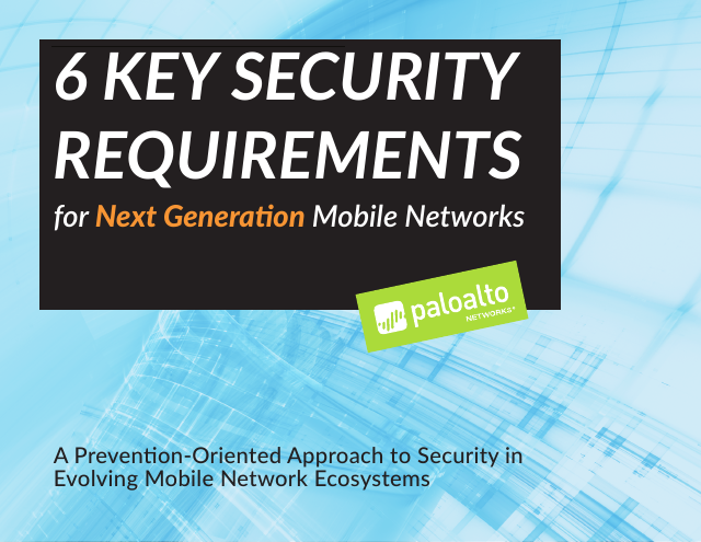 image from 6 Key Security Requirements for Next Generation Mobile Networks