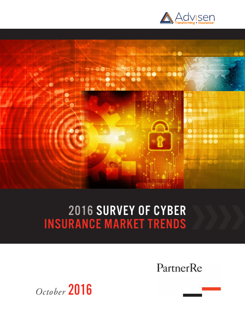 image from 2016 Cyber Insurance Market Trends
