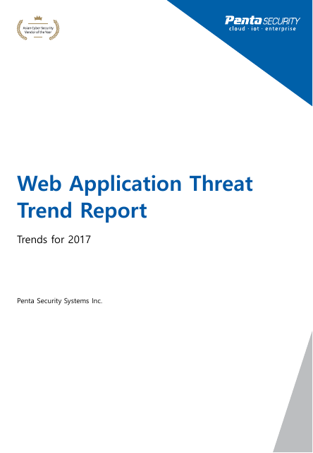 image from 2017 Web Application Threat Trend Report