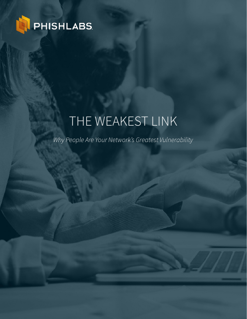 image from The Weakest Link: Why People Are Your Network's Greatest Vulnerability