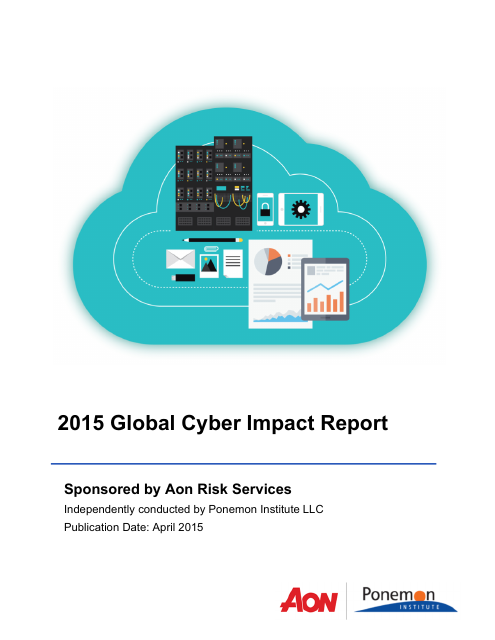 image from 2015 Global Cyber Impact Report