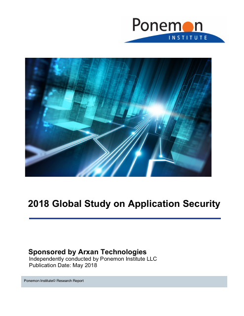 image from 2018 Global Study On Application Security