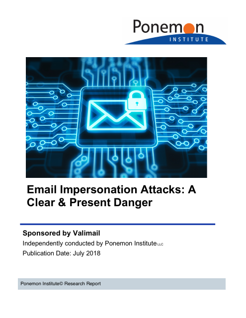 image from Email Impersonation Attacks: A Clear And Present Danger