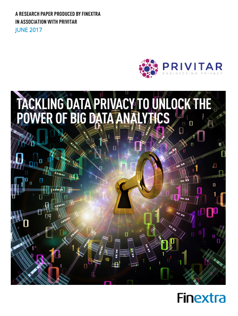 image from Tackling Data Privacy To Unlock The Power Of Big Data Analytics