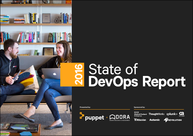 image from 2017 State of DevOps Report
