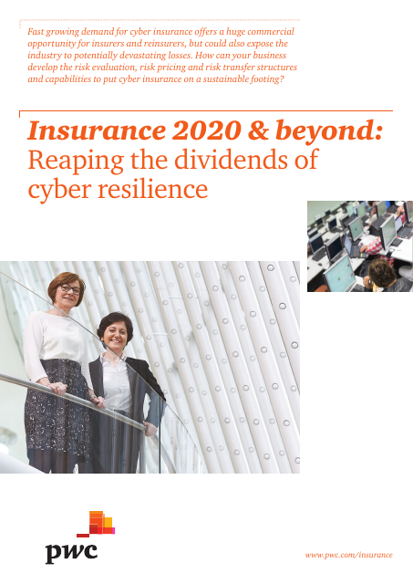 image from Insurance 2020 and Beyond:Reaping the Dividends of Cyber Resilience