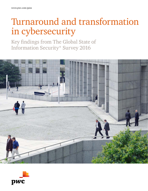 image from Key Findings from The Global State of Information Security Survey 2016
