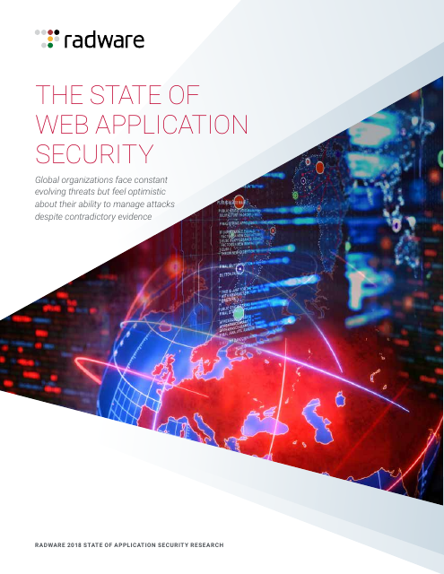 image from 2018 Web Application Security Report