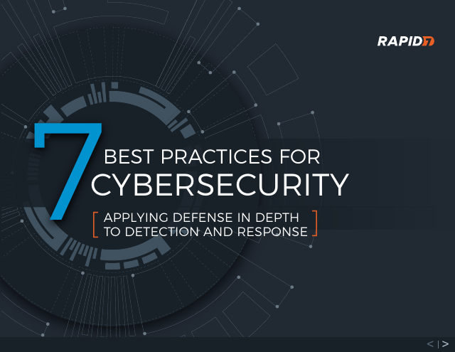 image from 7 Best Practices For Cybersecurity