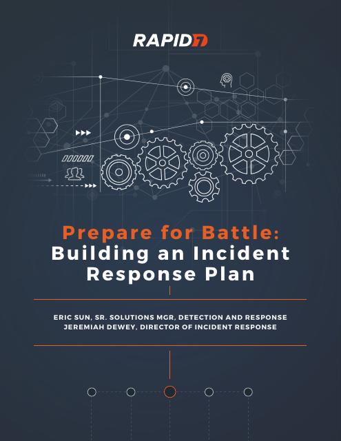 image from Prepare For Battle:Building An Incident Response Plan