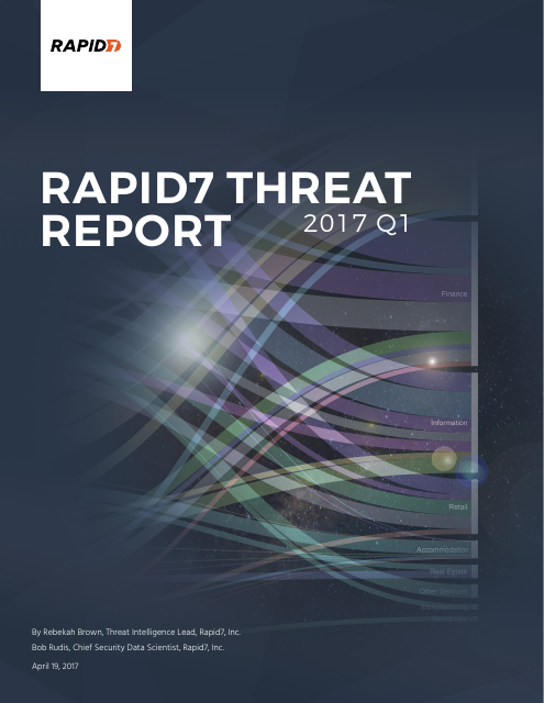 image from Quarterly Threat Report:First Quarter 2017