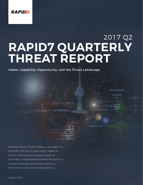 image from Quarterly Threat Report:Second Quarter 2017