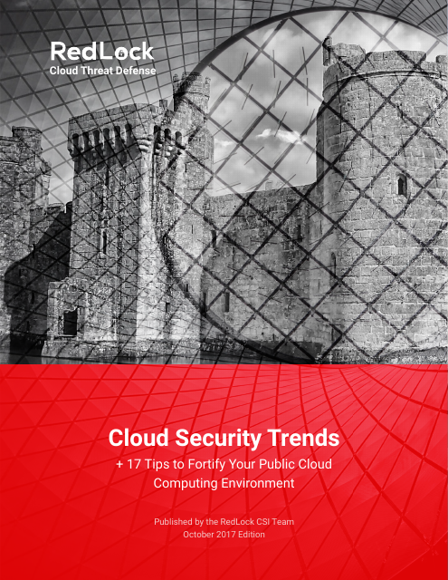 image from Cloud Security Trends: October 2017