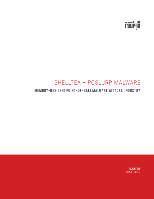 image from Shelltea + Poslurp Memory-Resident Point-Of-Sale Malware Attacks Industry