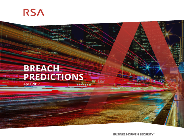 image from 2017 Breach Predictions Report