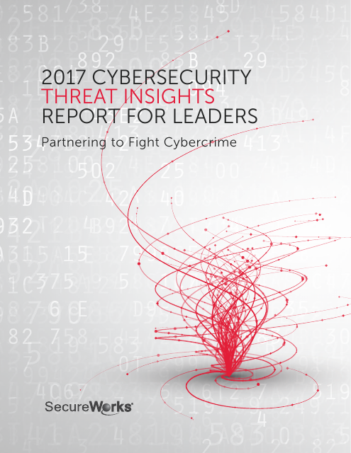 image from 2017 Cybersecurity Threat Insights Report For Leaders