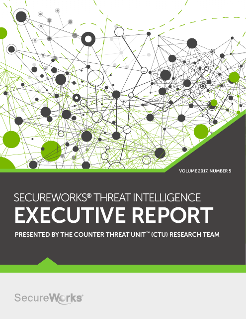 image from Threat Intelligence Executive Report 2017: Volume 5