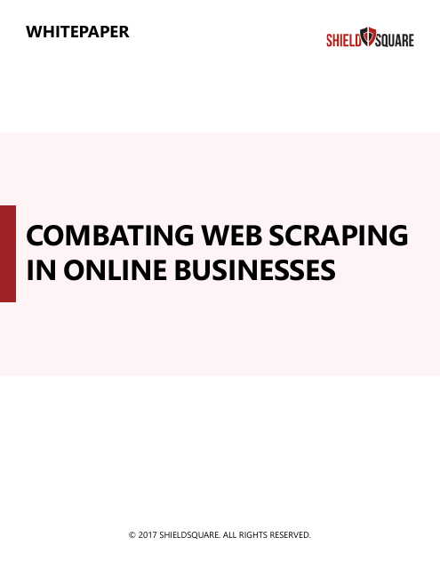 image from Combating Web Scraping In Online Businesses