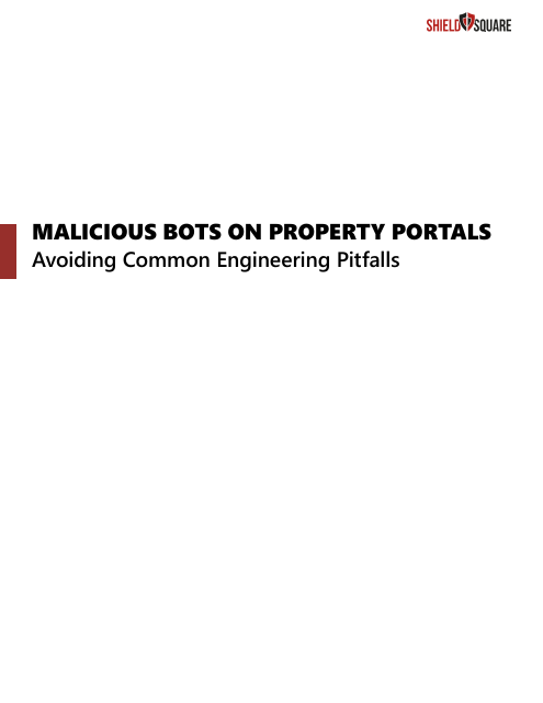 image from Malicious Bots On Property Portals