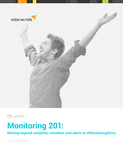 image from Monitoring 201: Moving beyond simplistic monitors and alerts to #MonitoringGlory