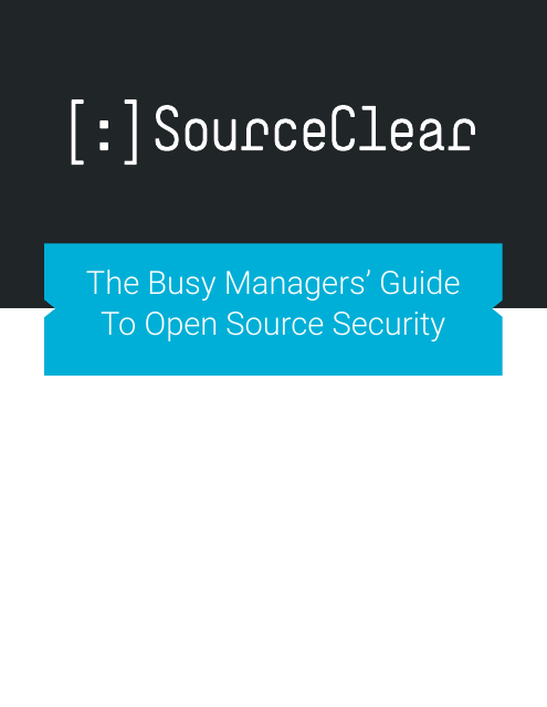 image from The Busy Manager's Guide To Open Security