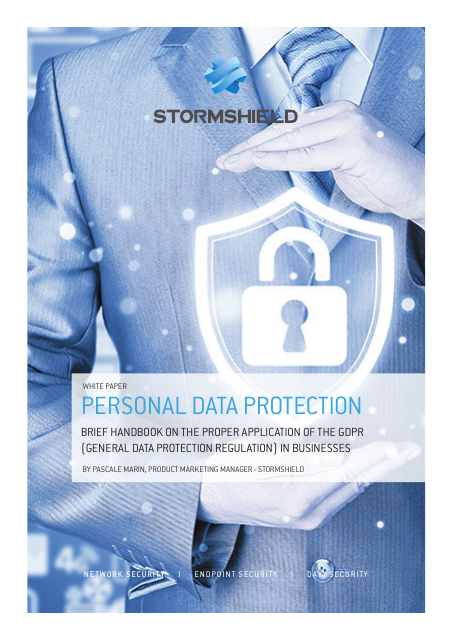 image from Personal Data Protection:Brief Handbook On The Proper Application Of GDPR