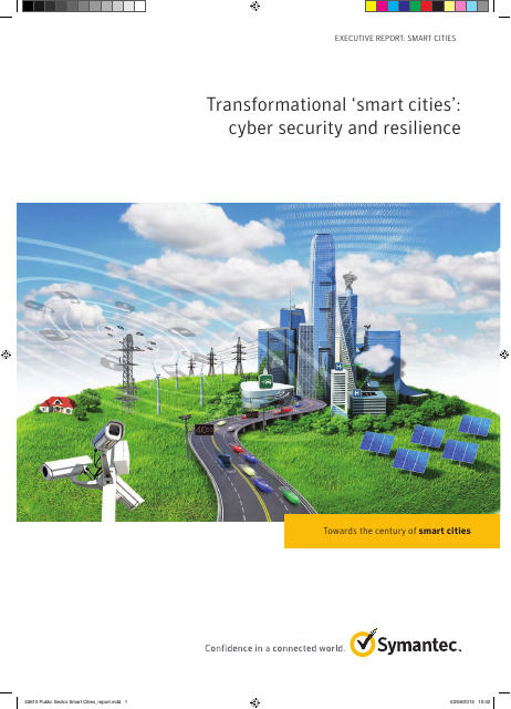 image from Transformational 'smart cities': cyber security and resilience