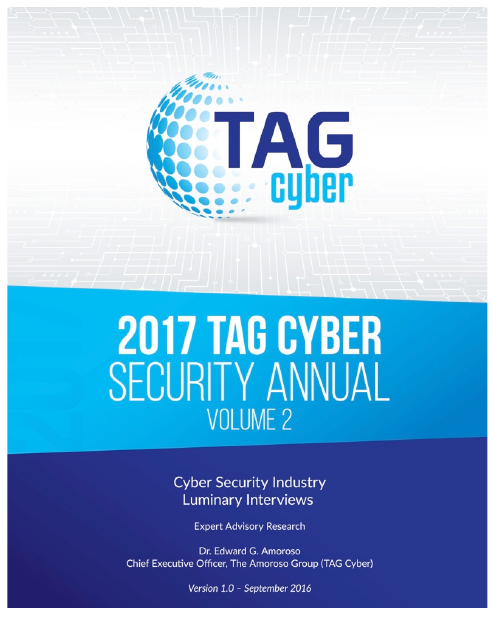 image from 2017 Security Annual Volume 2 - Luminary Interviews