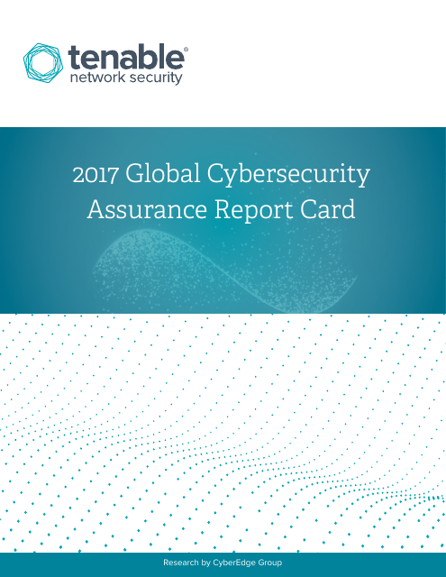 image from 2017 Global Cybersecurity Assurance Report Card
