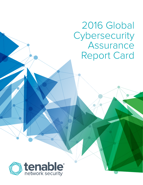 image from 2016 Global Cyersecurity Assurance Report Card