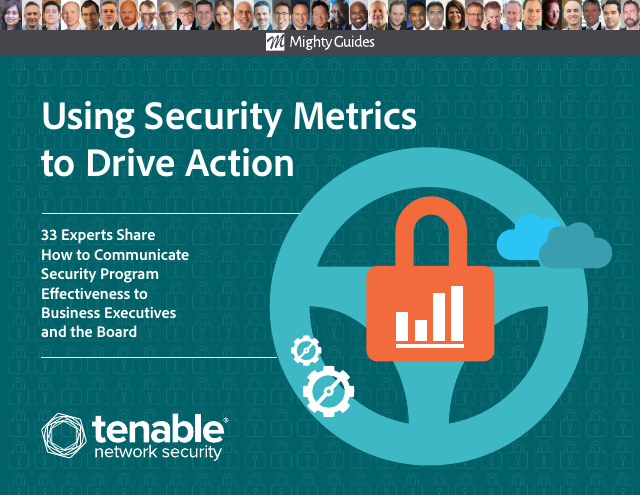 image from Using Security Metrics to Drive Action