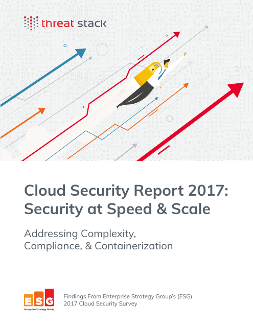 image from Cloud Security Report 2017: Security At Speed And Scale